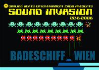 Sound Invasion@Badeschiff