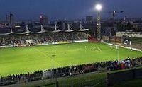 Hohe Warte Stadion Wien