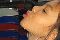 sperma gurgeln