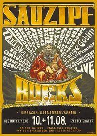 Sauzipf Rocks Festival@Millstättersee