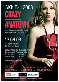 Crazy Anatomy - AKh Linz Ball
