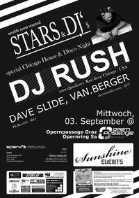 Sunshine Events pres. DJ Rush@Opernpassage