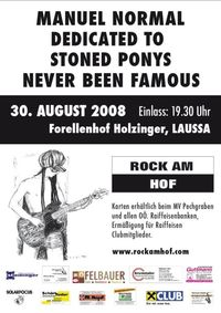 Rock am Hof Laussa/Pechgraben@Forellenhof Holzinger