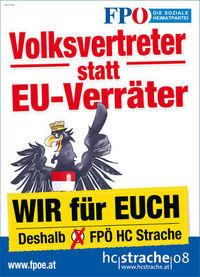Gruppenavatar von Volksvertreter statt EU-Verräter
