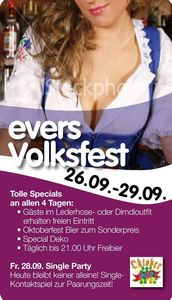 evers Volksfest@Evers