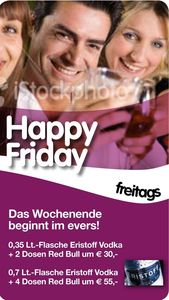 Happy Friday@Evers