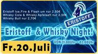 Eristoff & Whisky Night@Die Oase