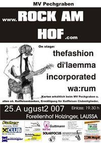 Rock am Hof 2007@Forellenhof Holzinger