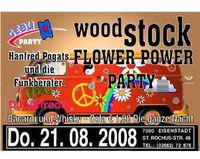Woostock Flower Power Party