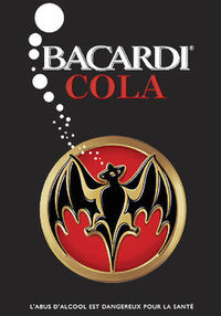 Bacardi Cola Säufer