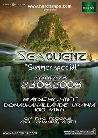 Seaquenz - Summer Special@Badeschiff