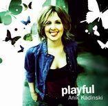 CD Präsentation Anik Kadinski@Birdland