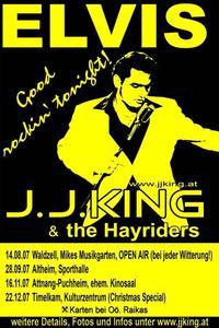 Good rockin' tonight by J.J. King@Mikes Musikgarten
