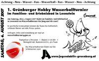 Hobby Wasserballturnier@Erlebnisbad Leonstein