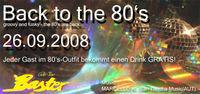 back to the 80s@Café-Bar Baster