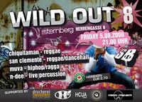 WILD OUT 8@Club Sternberg