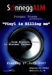 Vinyl is killing me@SonneggALM Radstadt