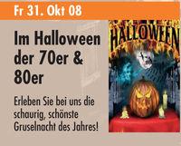 Im Halloween der 70er & 80er@Kinski