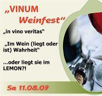 """""""Vinum Weinfest""""@Lemon"""
