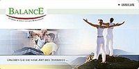 Mitglied im Fitnessstudio BALANCE