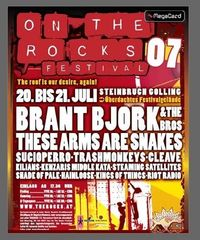 On the Rocks Festival 07@Steinbruch Golling
