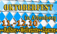 Altenberger Oktoberfest@Tennishalle