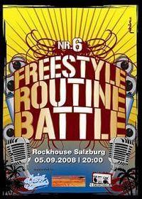 Freestyle Routine Battle@Rockhouse