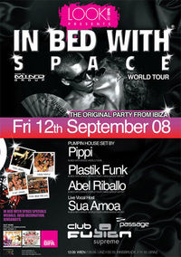 In Bed With Space World Tour@Babenberger Passage