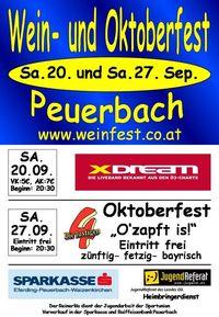Oktoberfest Peuerbach@Stocksporthalle
