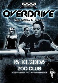 Overdrive - Your Hardtechno & Technoclub