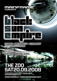 Mainframe Clubnights pres. Black Sun Empire@The Zoo