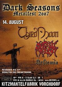 Dark Seasons Metalfest 2007@Kitzmantelfabrik