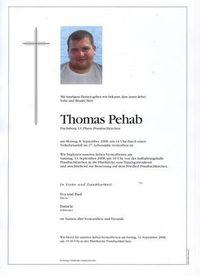 """Gruppenavatar von THOMAS PEHAB - """"der_DON""""- Wir werden dich nie vergessen"""