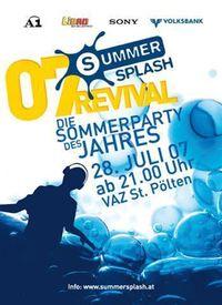 Summer Splash Revival 07@VAZ St. Pölten