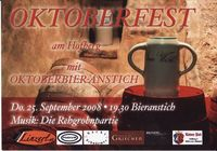 Oktoberfest am Hofberg@Altstadt Linz