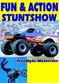 Stuntshow Freestyle-Motocross@Messezentrum