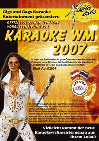KaraokeWM - Vorausscheidung