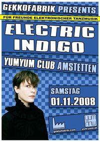 Gekkofabrik @ YumYum mit Electric Indigo@Yum Yum - Club