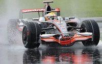 Überholen lass ich nur Lewis Hamilton!