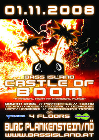 Castle of Boom