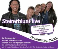 Steirerbluat live@Evers
