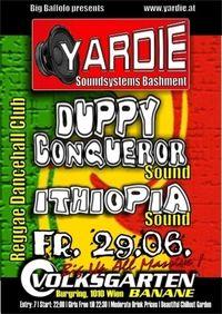 YARDIE – Duppy Conqueror & Ithiopia