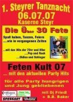1. Steyrer Tanznacht@Kaserne Steyr ( Tabor)