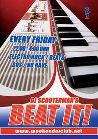 Beat it@Weekender Club