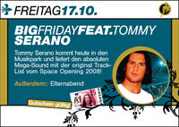 Big Friday feat. Tommy Serano@Musikpark-A1