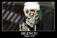 Gruppenavatar von SILENCE... I KILL YOU