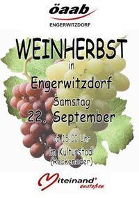Weinherbst@Kulturstadl Treffling