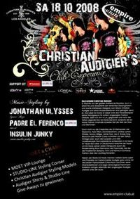 Christian Audigier`s Club Experience
