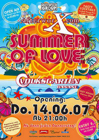 Summer of Love - Afterworx Opening