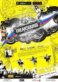 Freaksound Clubnight